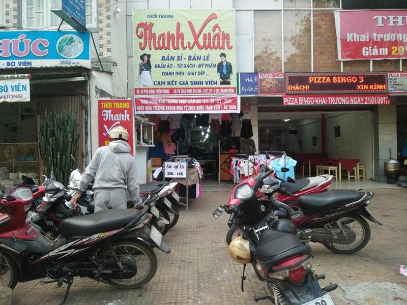 Thanh Xuân shop là shop thời trang nam nữ giá vô cùng