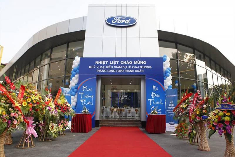 Top 7 showroom ô tô chính hãng uy tín nhất quận Thanh Xuân, Hà Nội