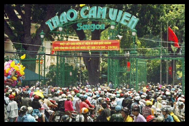 hình ảnh tại Thảo Cầm Viên - Sài Gòn
