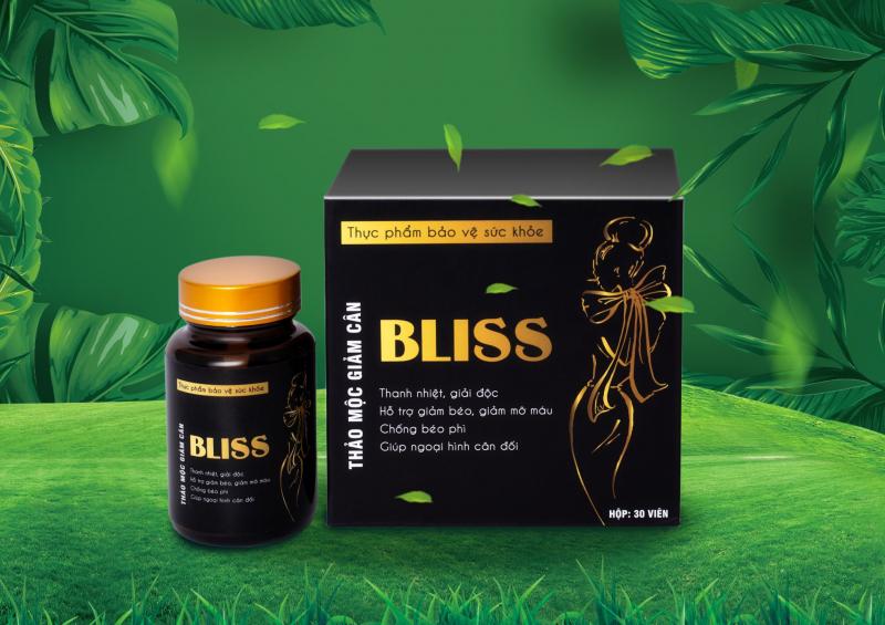 Thảo mộc giảm cân Bliss