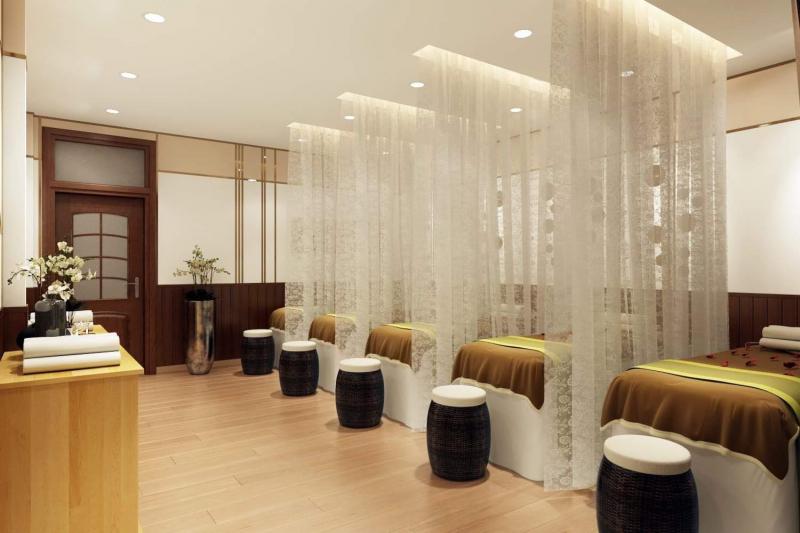Thảo Mộc Xanh Spa & Clinic