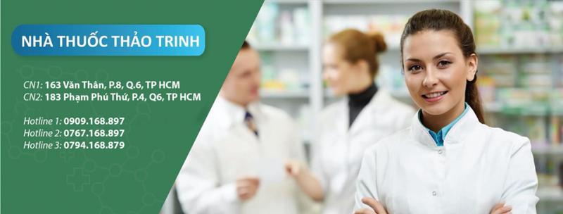 THAO TRINH  Pharmacy