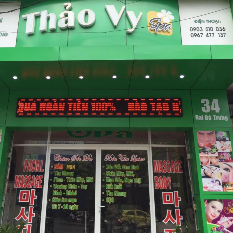 Thảo Vy Spa