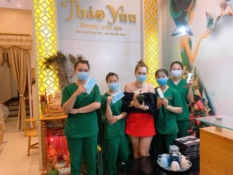 Thảo Yuu Beauty & Spa