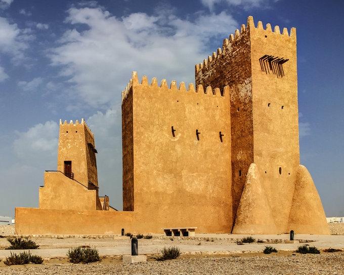 Tòa tháp Barzan