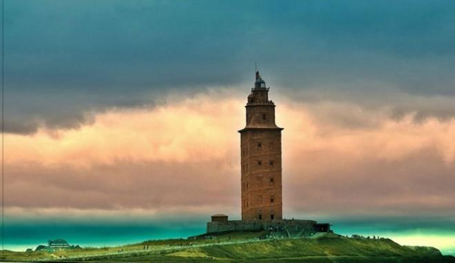Tháp Hercules, Tây Ban Nha