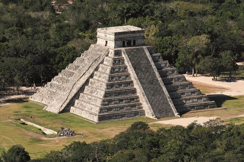 Tikal - kỳ quan cổ đại, ngoạn mục của Guatemala.