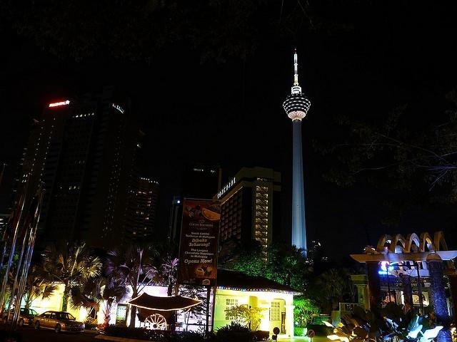 KL Tower là một trong những tháp truyền hình cao nhất thế giới.