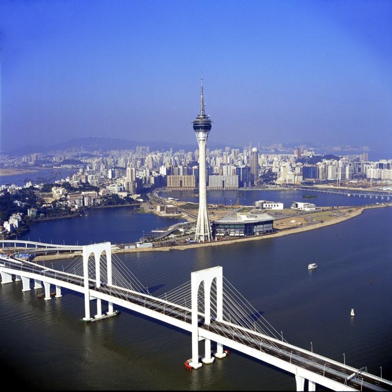 Biểu tượng của thành phố Macau