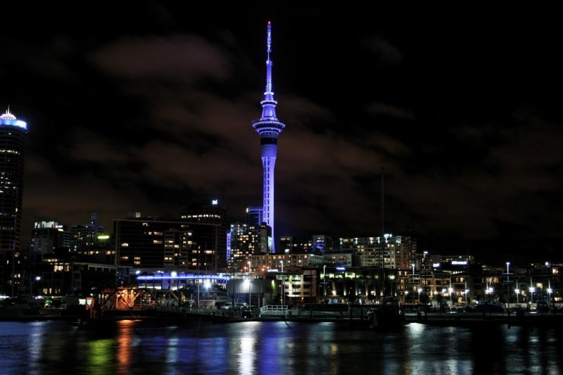 Tháp Sky Tower