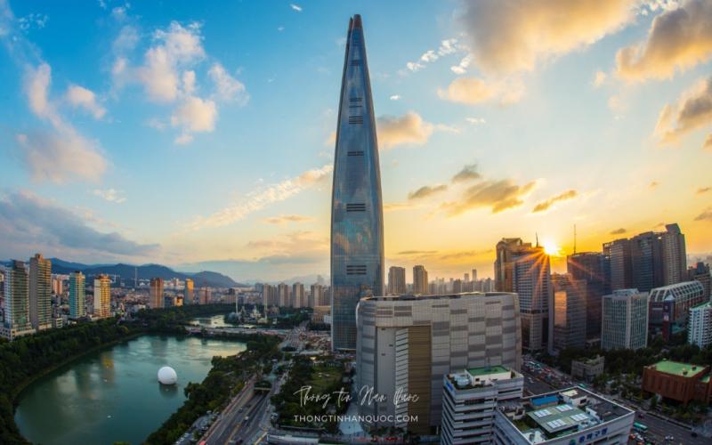 Tháp Thế giới Lotte