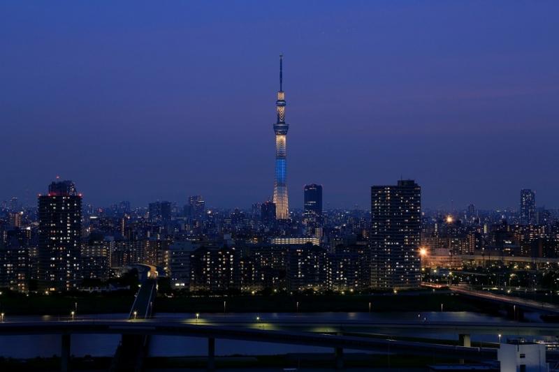 Tòa tháp Tokyo Skytree