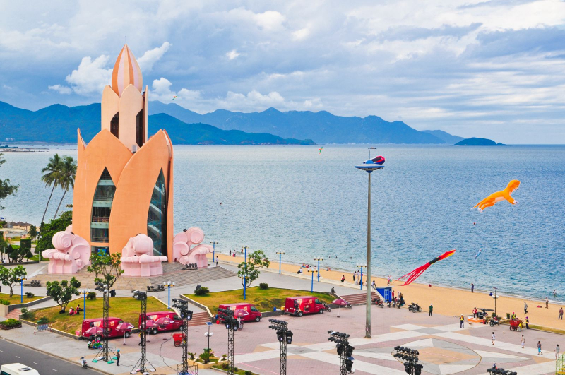 Tháp Trầm Hương - Nha Trang