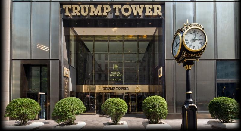 Trump Tower Manhattan - một trong những tài sản nổi tiếng nhất của ông Trump