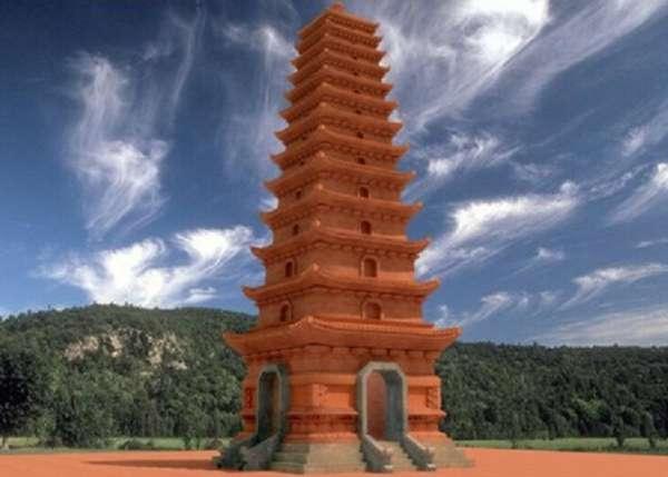 Tháp Tường Long - Hải Phòng