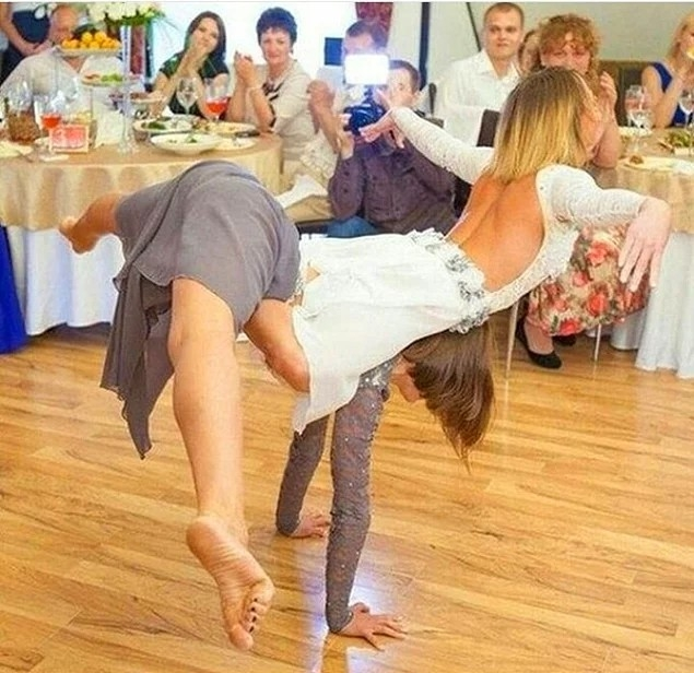 Thật là một điệu nhảy đẹp!
