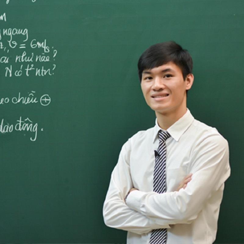Giáo viên luyện thi trực tuyến nổi tiếng- Thầy Đỗ Ngọc Hà.