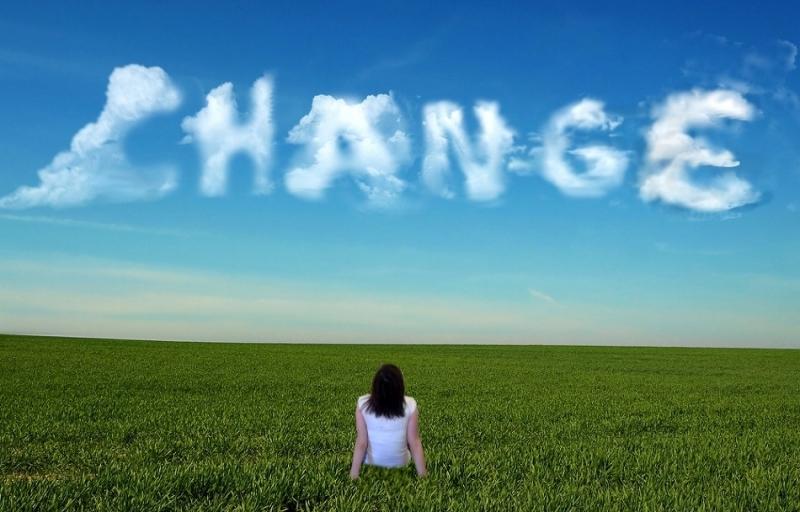 Thay đổi bản thân.
