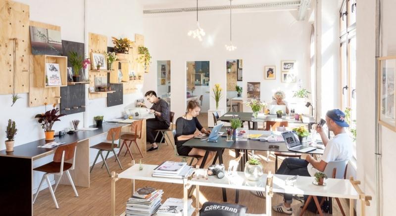 Thay đổi không gian làm việc
