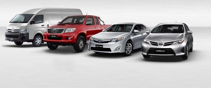 Các mức thuế suất Tiêu thụ đặc biệt mới cho ô tô