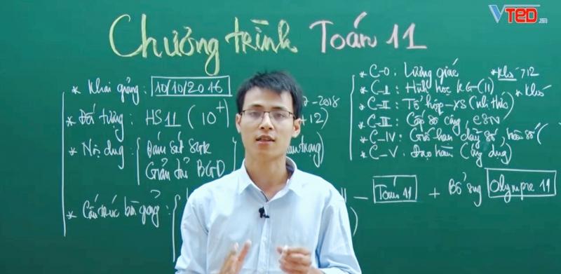Thầy giáo Đặng Thành Nam – Toán học