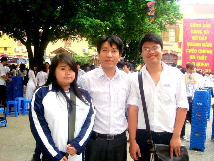 Thầy Mai Anh Hùng