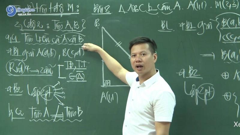Thầy Nguyễn Công Nguyên