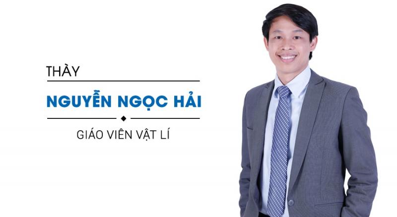 Thầy Nguyễn Ngọc Hải