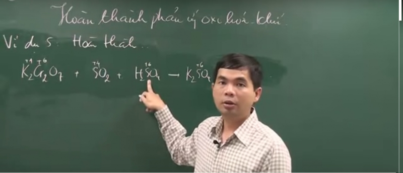Thầy Phạm Ngọc Dũng