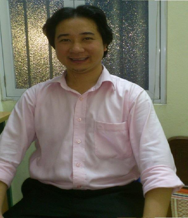 Thầy Trần Đình Thiết