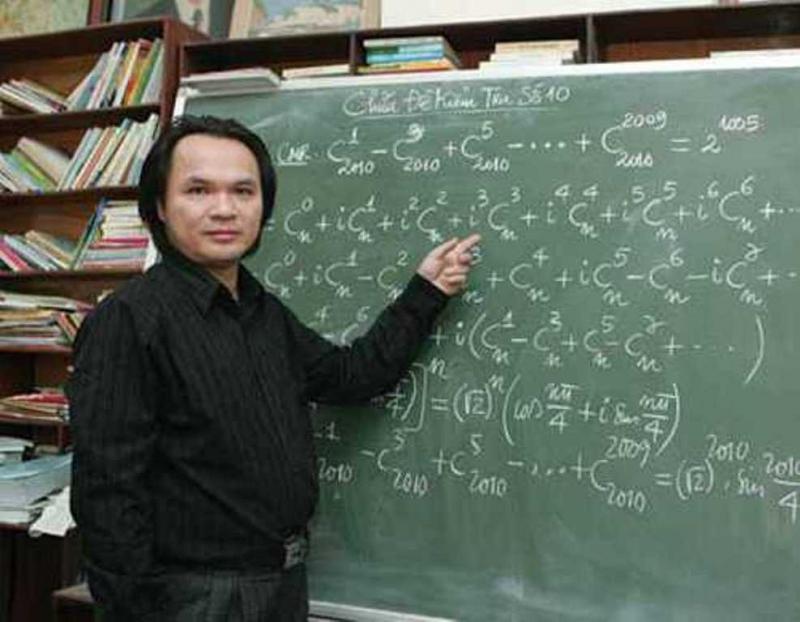 Thầy Trần Phương