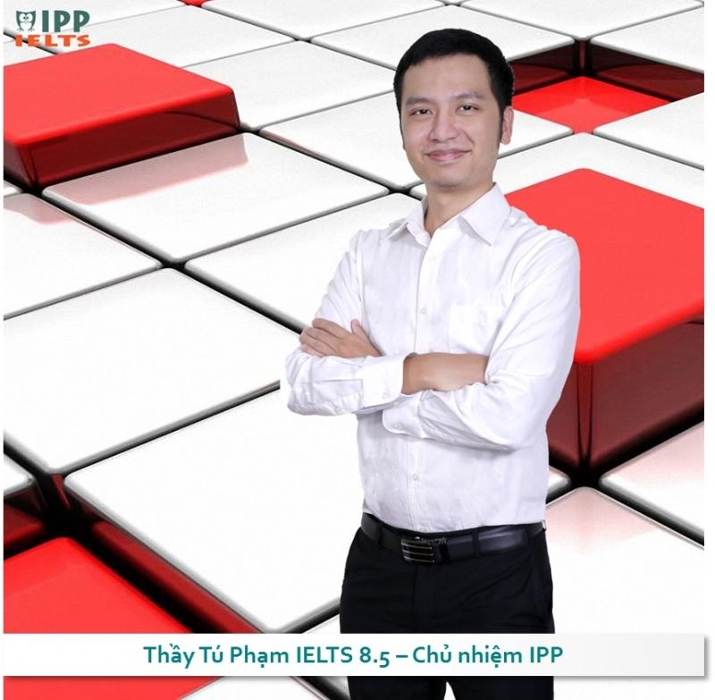 Thầy Tú Phạm – IPP