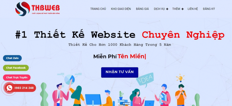 THB Web