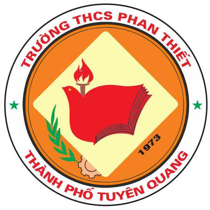 Logo đặc trưng của Trường THPT Phan Thiết