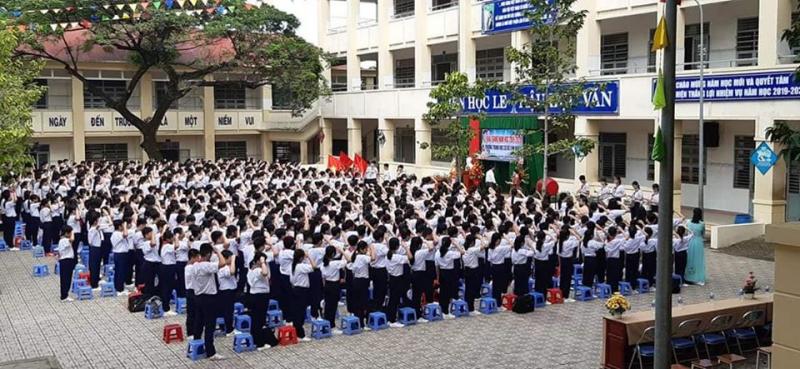 Lễ khai giảng năm học 2019 - 2020