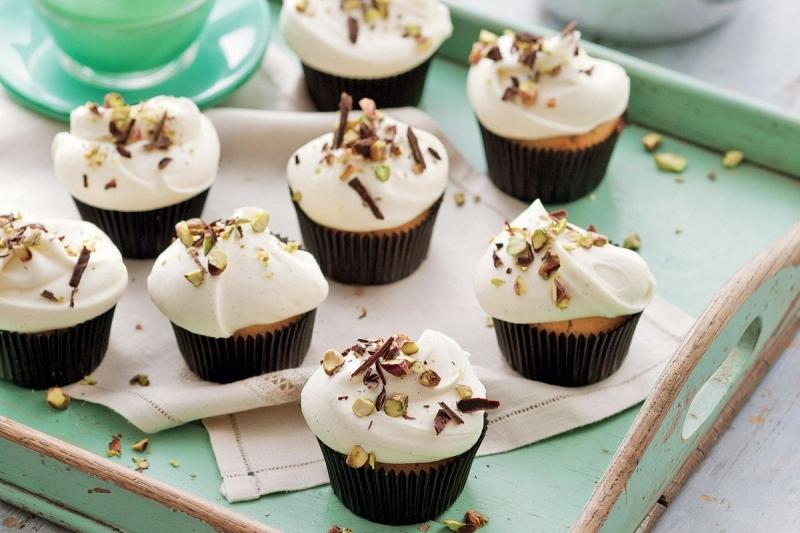 Cupcake có vị theo mùa