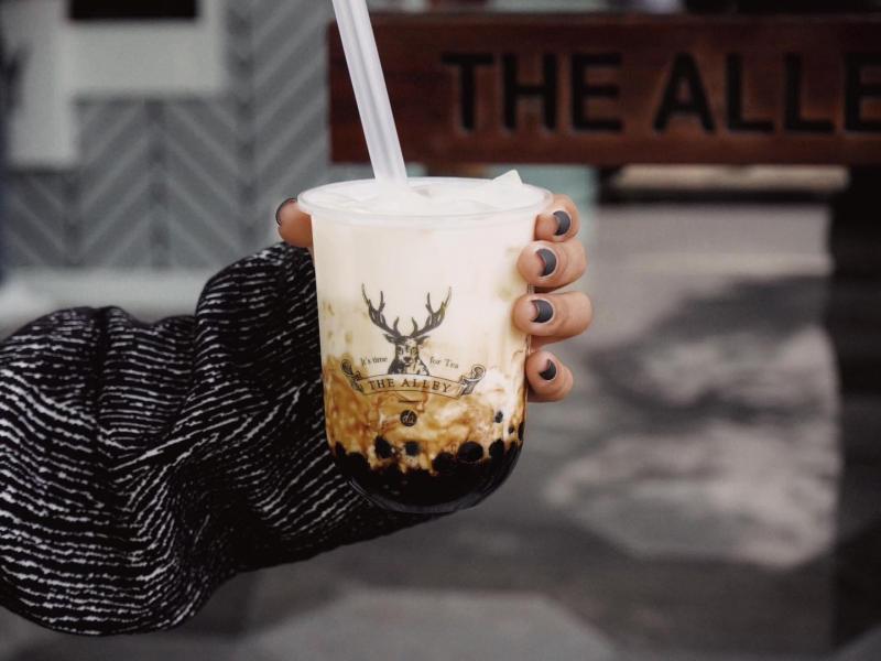 The Alley - Trà Sữa - Hội An