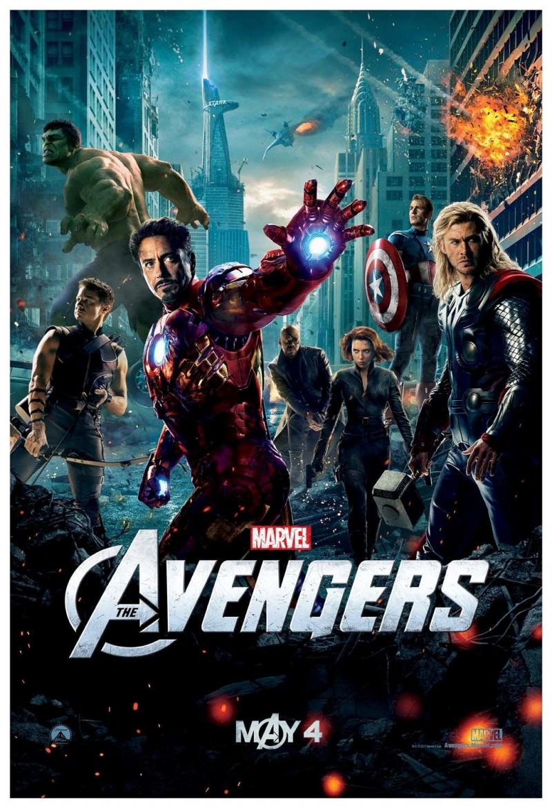 Phim The Avengers