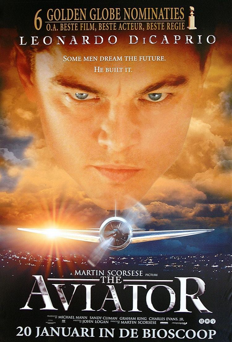 The Aviator - Những năm đầy biến động của tỷ phú Howard Hughes