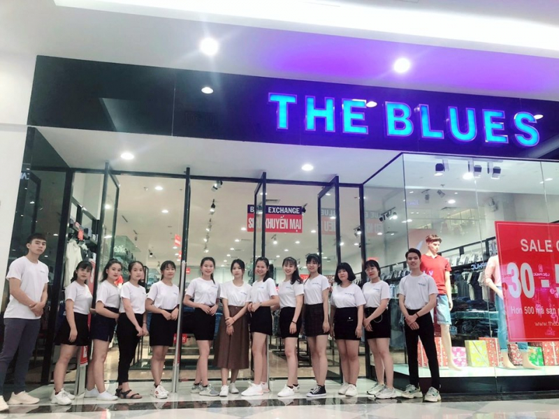 Cửa hàng The Blues
