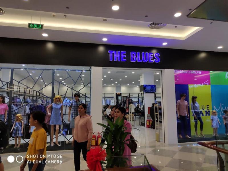 The Blues là thương hiệu anh em Blue Exchange đang nhận được sự tin yêu của khách hàng