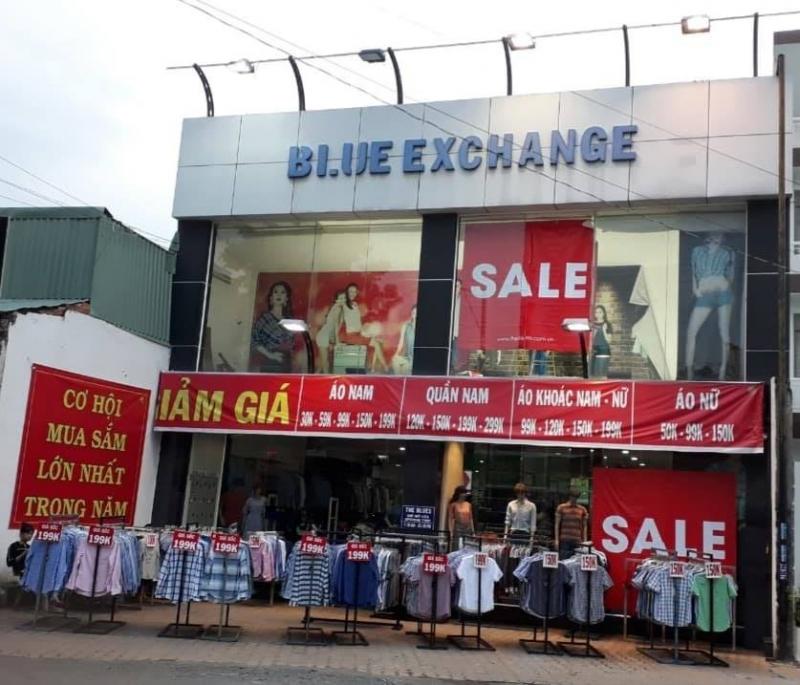 Cửa hàng thời trang cao cấp