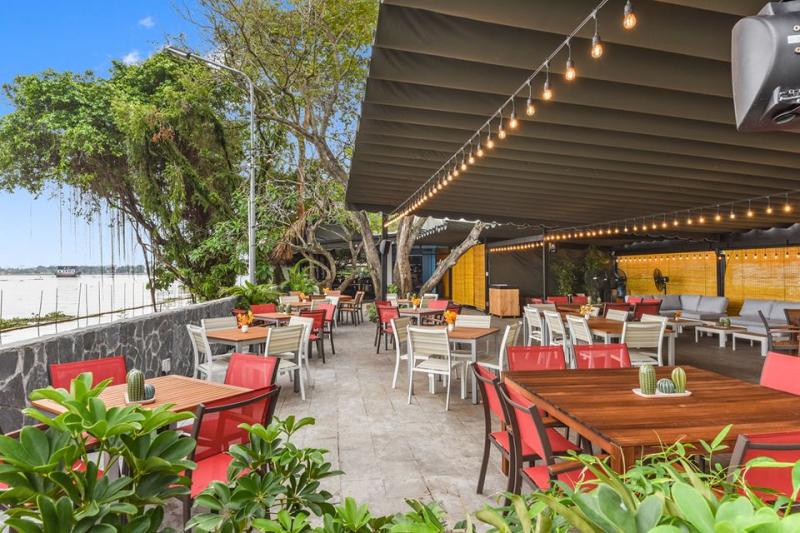 Không gian nhà hàng Grande burrito