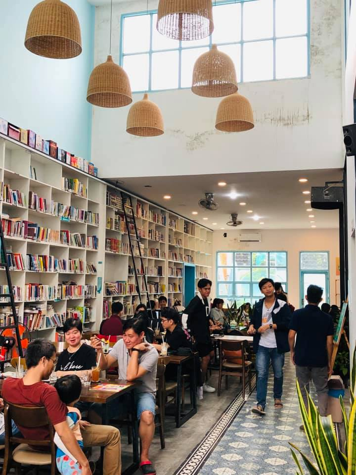 The Book Library & Coffee