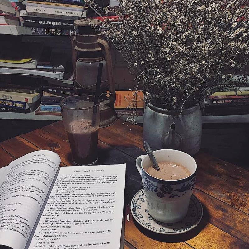 The Booklink Cafe
