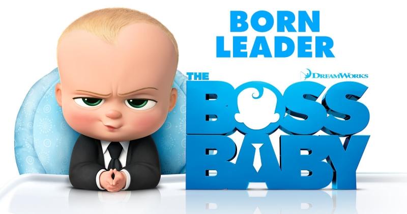 Phim The Boss Baby