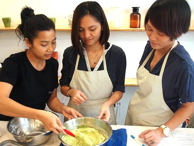 Học làm bánh tại Star Kitchen