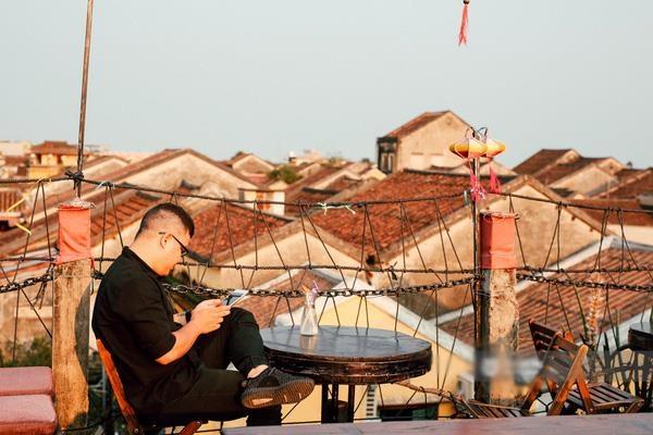 Chef là nơi tuyệt vời nhất để ngắm một Hội An chậm rãi, cổ xưa từ trên cao