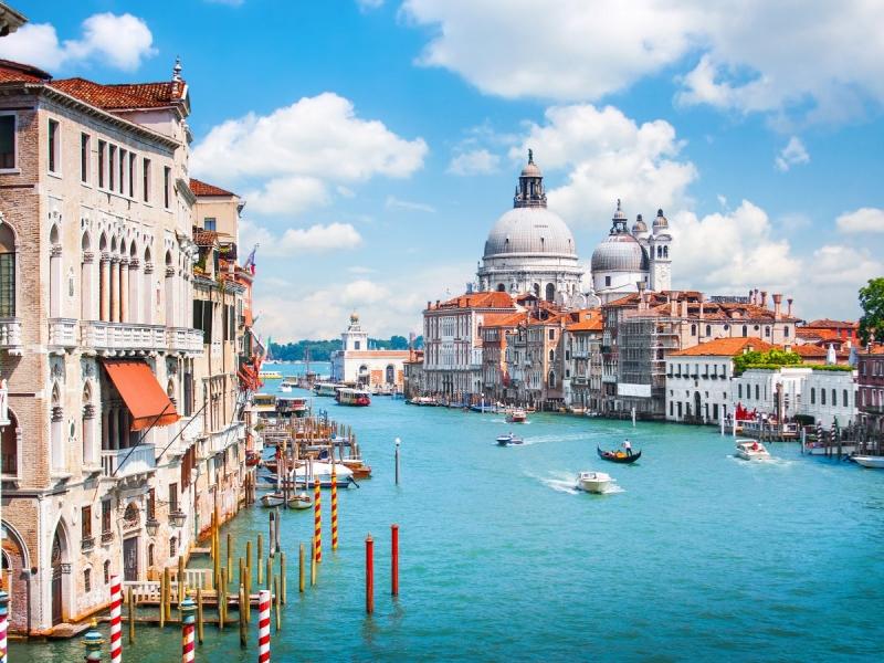 Vẻ đẹp như trong cổ tích của Venice