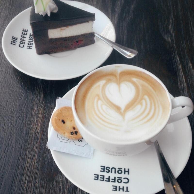 Đồ uống tại The Coffee House